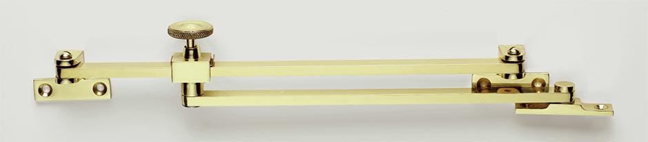 casement window stays wood model csb34 slide bar adjuster casement stay stays traditional brass window hardware